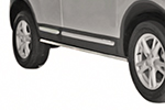 Защита кузовного порога Nissan Qashqai 2006- (Winbo, B111185)