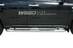 Трубы боковые Nissan X-Trail T31 2007- d60 (WINBO, B114501)