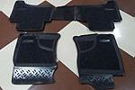 "Коврики салона ""SOFT"" Toyota Prado FJ150 2010- (Eleron, 12-61950)"
