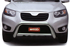 Дуга передняя (кенгурятник) для Hyundai Santa Fe 2010- (Winbo, A130710)