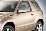 Хром накладки зеркал Suzuki Grand Vitara 2005 (Cobra, SUZ1326)