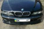 Накладка на передний бампер для BMW 5-series (E39) 1996-2003 (LASSCAR, 1LS 030 920-124)