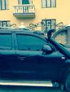 Козырек на лобовое стекло для Volkswagen Amarok  2009+ (LASSCAR, 1LS 030 920-142)