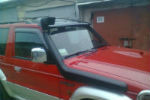 Шноркель для Mitsubishi Pagero Wagon II 1990-2000 (LASSCAR, 1LS 030 920-173)