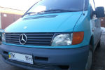 Реснички для Mercedes Vito 1996-2003 (LASSCAR, 1LS 030 920-221)