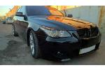 Реснички для BMW 5-series (E60) 2003-2010 (LASSCAR, 1LS 201 604-161)