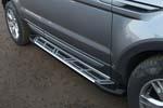 Боковые пороги Saphire V2 для Range Rover Evoque 2011- (Can-Otomotive, LRRE.SAPHV2.47.1485)