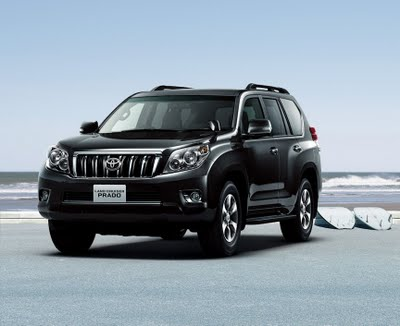 Toyota Land Cruiser Prado 2010, Тойота Ленд Крузер Прадо