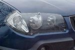 Защита фар BMW X3 2004- (EGR, 210010)