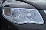 Защита фар VW Touareg 2007- (EGR, 224020)
