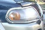 Защита фар Mitsubishi Pajero Sport 2000- (EGR, 226120)