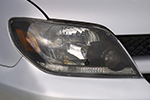 Защита фар Mitsubishi Outlender 2003- (EGR, 226140)