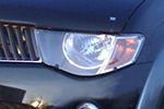 Защита фар Mitsubishi L200 2006- (EGR, 226170)