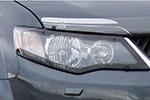 Защита фар Mitsubishi Outlender 2007- (EGR, 226180CF)