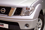 Защита фар Nissan Pathfinder/Navara 2005- (EGR, 227150)