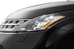 Защита фар Nissan Murano 2005- (EGR, 227160)