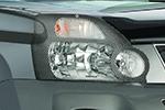 Защита фар Nissan X-Trail 2007- (EGR, 227190CF)