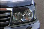 Защита фар Toyota Land Cruiser 100 2005- (EGR, 239220CF)