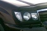 Защита фар Toyota Land Cruiser 100 2005- (EGR, 239220DSE)
