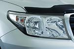 Защита фар Toyota Land Cruiser 200 2007- (EGR, 239230CF)