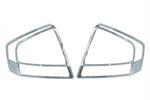 Накладки задних фар Kia Cerato 06- хром (KCRT25)