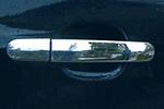 Накладки дверных ручек для Ford C-Max 2004- (Omsa Prime, 260504041)