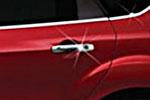 Накладки на дверные ручки для Ford Focus III (Omsa Prime, 2608041)