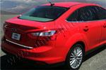 Накладка на нижнюю кромку крышки багажника для Ford Focus III (Omsa Prime, 2608052)