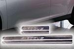 Накладки на дверные пороги для Ford Focus III (Omsa Prime, 2608091)