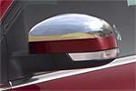 Накладки зеркал для Ford Focus III (Omsa Prime, 2608111)