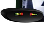 Датчик парковки 8 сенсоров, светодиодный (Falcon, Y-2616-2626)
