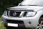Дефлектор капота Nissan Pathfinder/Navara 2010- (EGR, 27211)