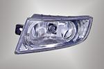 Противотуманная фара (правая) для Honda Civic Sedan 2006- (Depo, NL 3008 H2-D)
