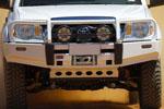3423030 - Передняя защита Deluxe Toyota Tacoma 05 ON (ARB)