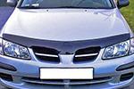 Дефлектор капота Nissan Almera 2001- (EGR, SG3432DS)