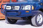 3438100 - Передняя защита COMBO BAR 03ON W/SRS & FLARES под лебёдку (ARB)