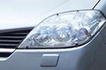Защита фар Nissan Primera 2002- (EGR, 3440)