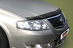 Дефлектор капота Nissan Almera Classic 2006- (EGR, BRE3463DS)