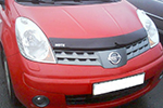 Дефлектор капота Nissan Note 2006- (EGR, SG3464DSL)