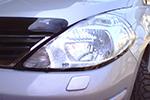 Защита фар Nissan Tiida 2007- (EGR, 3465)