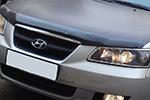 Дефлектор капота Hyundai Sonata 2006- (EGR, SG3527DS)