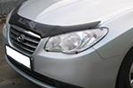 Дефлектор капота Hyundai Elantra 2006- (EGR, SG3531DSL)