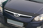 Дефлектор капота Hyundai I30 2007- (EGR, SG3533DS)