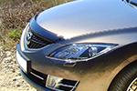 Дефлектор капота Mazda 6 sd 2008- (EGR, SG3747DS)