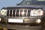 Дефлектор капота Jeep Grand Cherokee 2005- (EGR, 38071)