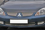 Дефлектор капота Mitsubishi Lancer 2003- (EGR, SG3930CF)