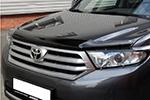 Дефлектор капота Toyota Highlander 2010- (EGR, 39311)