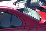 Дефлектор заднего стекла Mitsubishi Lancer 2007- (EGR, ASPLR3933)