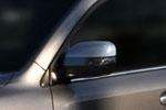 Накладки на зеркала для Lexus LX570 (Omsa Prime, 4305111)