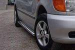 Пороги C2 хром труба с листом из нержавеющей стали для Mercedes Vito -2003 (Can-Otomotive, MEVI.45.1790)